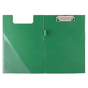 MELANICO LTD - CLIPBOARD GREEN DOUBLE