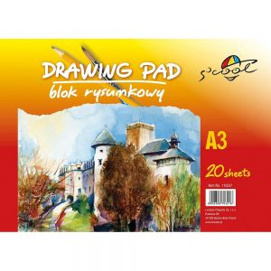 MELANICO LTD - drawing pad a3