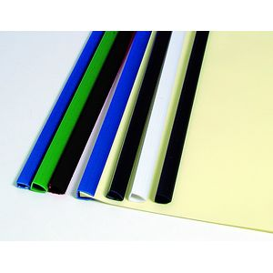 MELANICO LTD - sliding bars 6mm BK a50