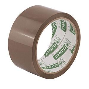 MELANICO LTD - tape brown acrylic 40 mic 48mmX50m