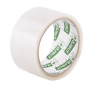 MELANICO LTD - tape d.rect clear acrylic 40 mic