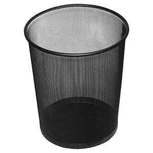 MELANICO LTD - wastebin BK mesh 19L