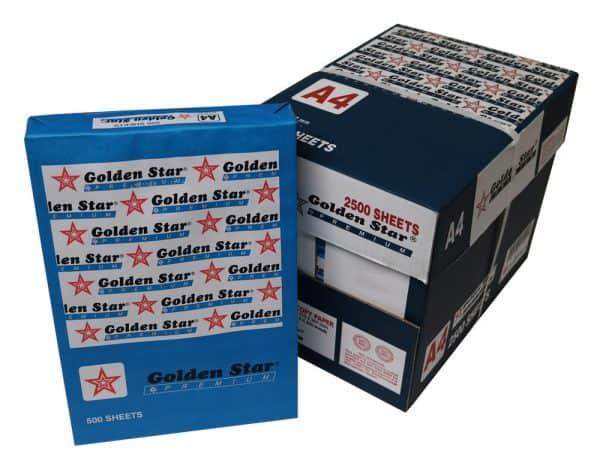 MELANICO LTD - GOLDEN STAR PAPER